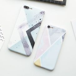 Casei Colour - Geometric Pattern Mobile Phone Case - Apple iPhone 7 / 7 Plus
