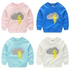 Seashells Kids - Kids Applique Pullover