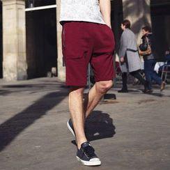 WOOD SOON - 抽绳运动短裤