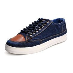 EnllerviiD - Denim Sneakers
