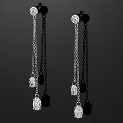 Glamagem - Overflowing Brilliance Earrings