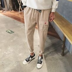 Riverland - Slim-fit Cargo Pants