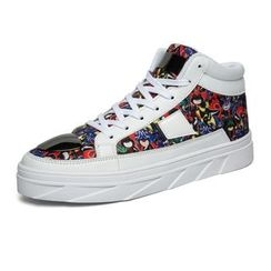 EnllerviiD - High-Top Sneakers