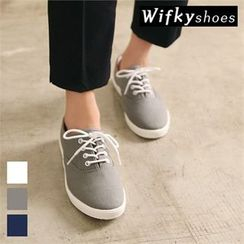 Wifky - Canvas Sneakers