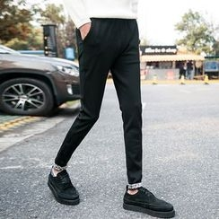 Chic Maison - Slim-Fit Pants