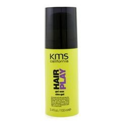 KMS California - Hair Play Gel Wax (Strong Gel Hold With Wax-Like-Flexibility)