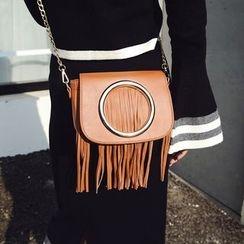 Rosanna Bags - Fringed Crossbody Bag