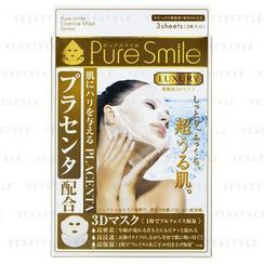 Sun Smile - Pure Smile 3D Luxury Mask (Placenta)