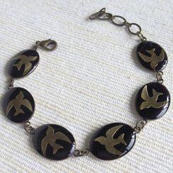 MyLittleThing - Copper Pigeon Bracelet