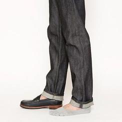 Abarana - 純色鞋頭襪