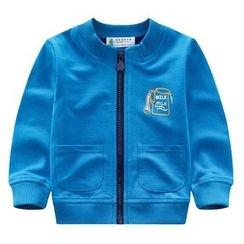 Endymion - Kids Printed Zip Jacket