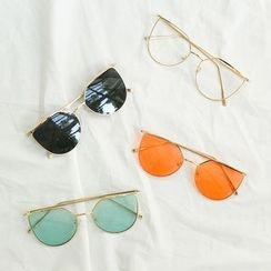 Heynew - Round Glasses / Sunglasses