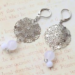 Fit-to-Kill - Double snowflakes Earrings