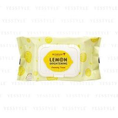 Skinfood - Lemon Brightening Cleansing Tissue