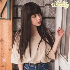 Clair Beauty - Long Full Wigs -  Straight