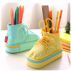 Momoi - Canvas Sneaker Pencil Case