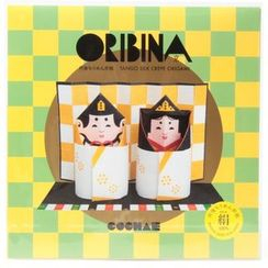 cochae - cochae : ORIBINA Set Kyo (2 Types x 2)