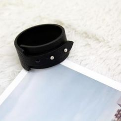 NANING9 - Genuine Leather Bangle
