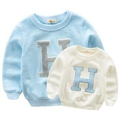 Kido - Kids Lettering Pullover