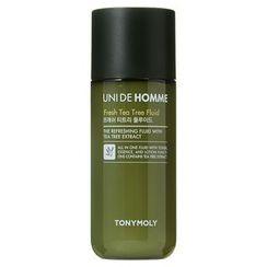 Tony Moly - Uni De Homme Fresh Tea Tree Fluid 150ml