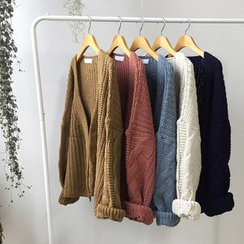 Mango Home - Chunky Knit Cardigan