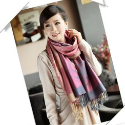 Agisnow - Patterned Scarf