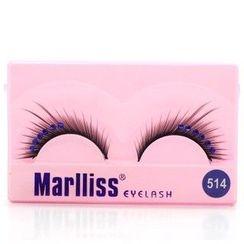 Marlliss - Rhinestone Eyelash (514)
