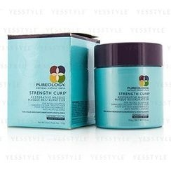 Pureology - Strength Cure Restorative Masque (For Micro-Scarred/ Damaged Colour-Treated Hair)