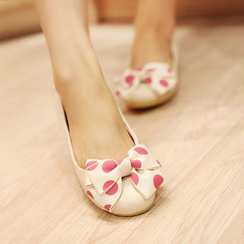 Blingon - Dotted Bow Flats