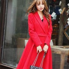Romantica - A-Line Coat