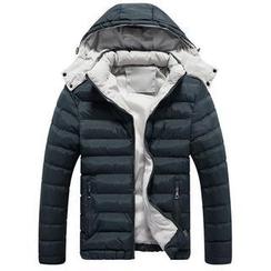 Alvicio - Hooded Padded Jacket