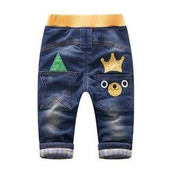 Endymion - Baby Fleece Lined Jeans
