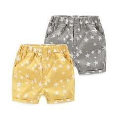 WellKids - Kids Printed Shorts