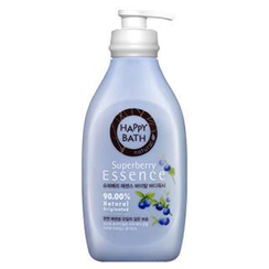 HAPPY BATH - Superberry Essence Vital Body Wash 900ml
