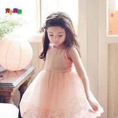 Cuckoo - Kids Lace Dress