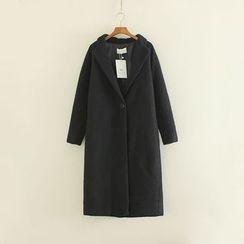 Mushi - Plain Long Coat