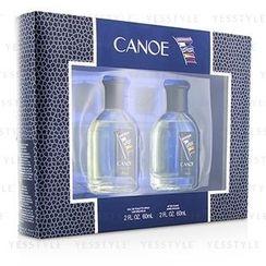 Dana - Canoe Coffret: Eau De Toilette Spray 60ml/2oz + After Shave 60ml/2oz