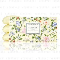 Crabtree & Evelyn - Summer Hill Triple-Milled Soap