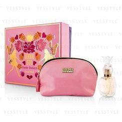 Anna Sui - Secret Wish Fairy Dance Coffret: Eau De Toilette Spray 30ml/1oz + Cosmetic Pouch