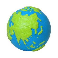 DREAMS - Earth Squeeze Ball (Blue)