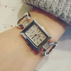 Tacka Watches - Square Bracelet Watch