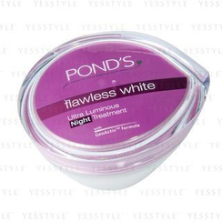 Pond's - Flawless White Ultra Luminous Night Treatment