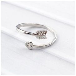 Trend Cool - Rhinestone Ring