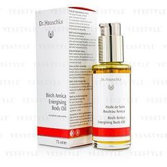 Dr. Hauschka - Birch-Arnica Energising Body Oil - Revitalises and Warms