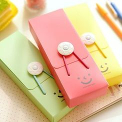 Lover's Kiss - Smiley Pencil Case