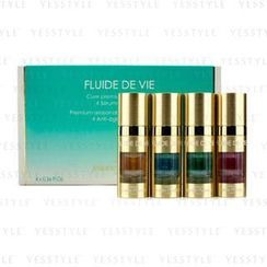 Methode Jeanne Piaubert - Fluide De Vie - Premium Seasonal Intensive Treatment (Anti-Ageing Serums)
