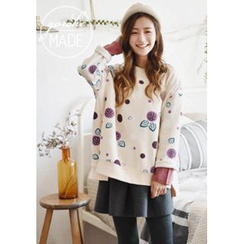 GOROKE - Print Pullover