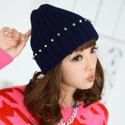 59 Seconds - Studded Beanie
