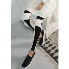 REDOPIN - Color-Block Leggings
