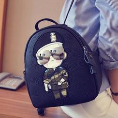 Pandabada - Applique Backpack